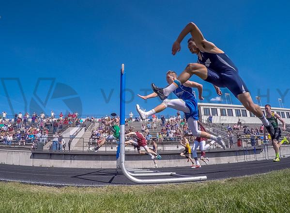 '15 Top Ten Meet - 100-110m hurdles