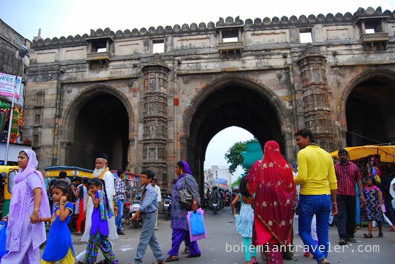 gate in Ahmedabad India.jpg