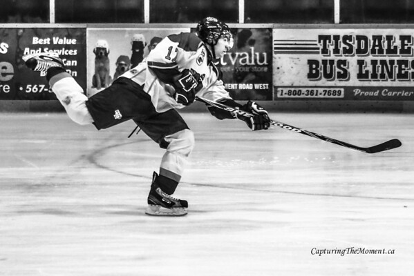 K.L. Vs Elliot Lake Bobcats September 20th 2013