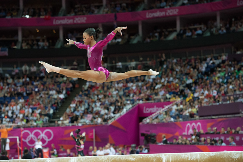 __02.08.2012_London Olympics_Photographer: Christian Valtanen_London_Olympics__02.08.2012__ND43820_final, gymnastics, women_Photo-ChristianValtanen