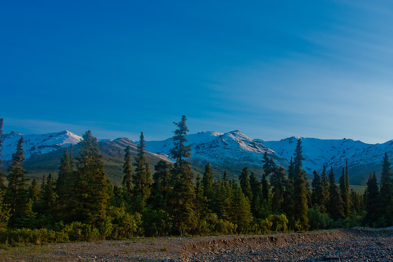 Hike through Denali National Park 7: Journey into Alaska
