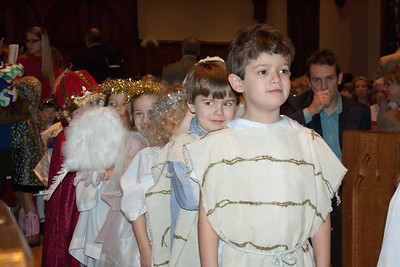 Christmas Pageant and Refugee Ministries Reception