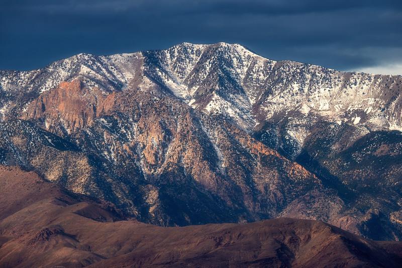 Eastern Face of Telescope Peak