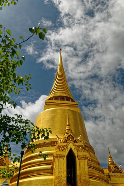 Temple of the Emerald Buddha: Wat Phra Kaeo