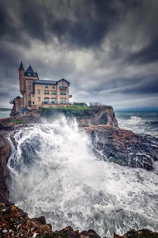 Villa Belza @ Biarritz (France)