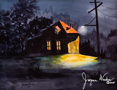 landscapes by jacque