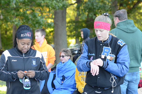 Miscellaneous Photos - 2016 Oakland County XC Championships