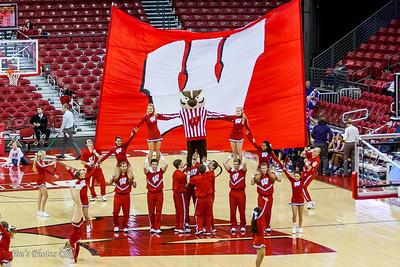 UW Sports - UW Cheer Leaders - 2015-16 Season