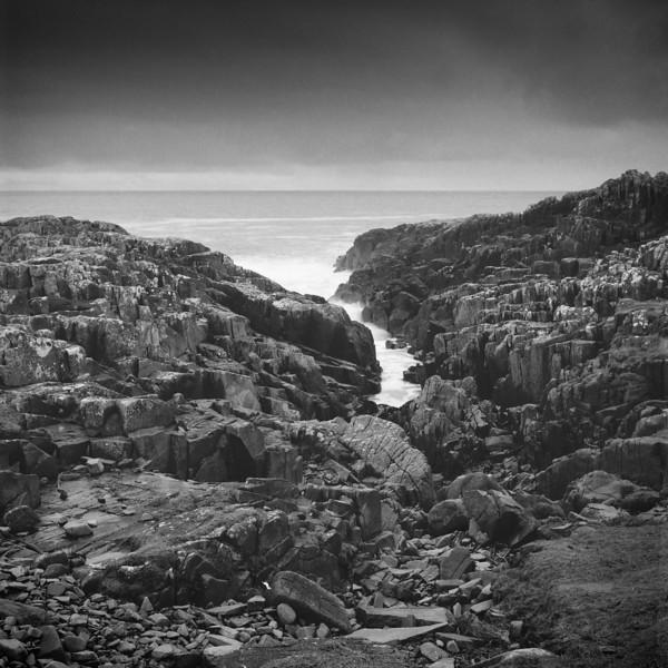 inlet - Neist Point - Isle of Skye - Scotland