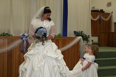 Bride-and-Bridesmaids
