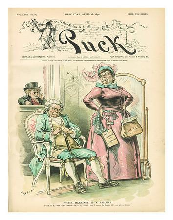Puck Magazine