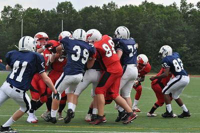 2011 Medway HS Freshman Football