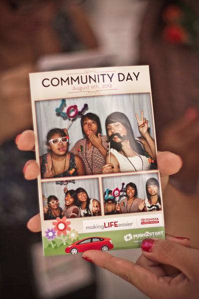 Toyota Community Day