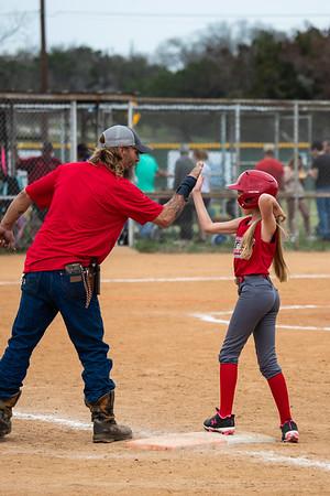 Ingram Little Leage Softball 03-27-21