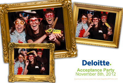 Deloitte Acceptance Party