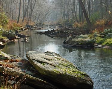 Gunpowder River Fall