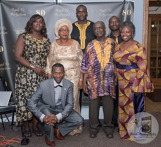 LOSAY & NYALI LALUBA  80th and 70th Birthday Celebration Photos