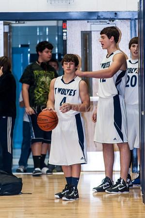 2012 CLVCS Varsity Basketball