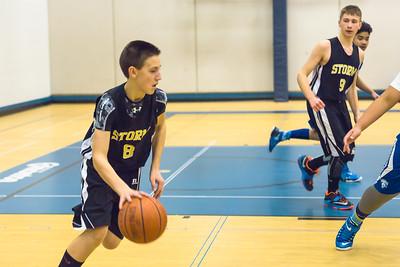 MMM Gr9Boys Basketball 2014-15