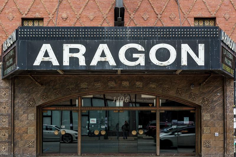 Aragon Entrance