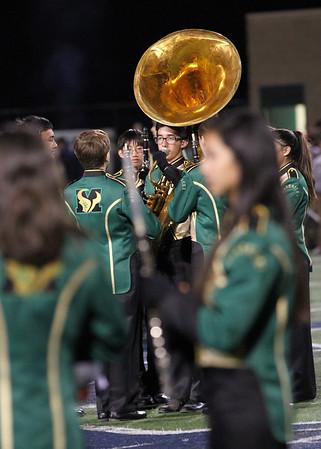 2014_11_07 LCC Band at Torrey Pines Game