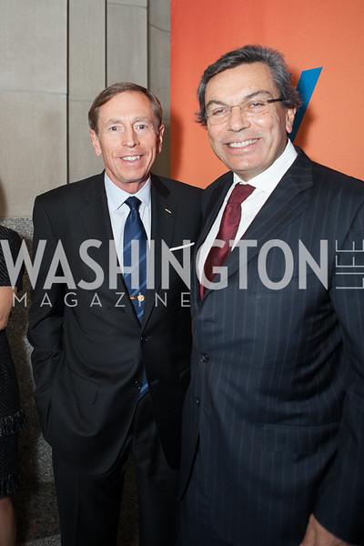 David Petraeus, Ayman Asfari