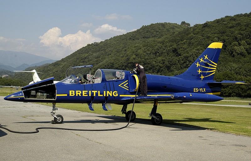 ES-YLX - L39 - 16.07.2005