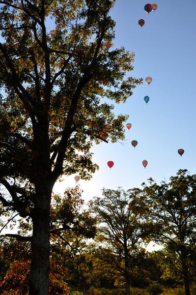 Statesville NC Balloon Fest 2011