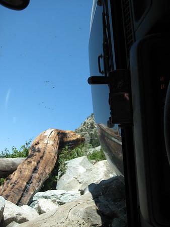 Jeep flop