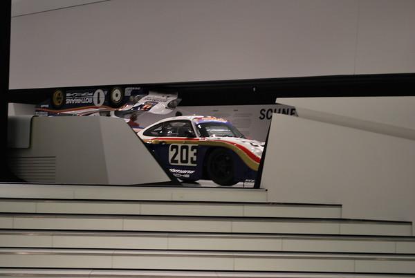 Porsche Museum 2012