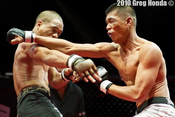Mark Reynon vs Kawai Makaena