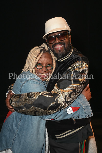 2020 Otis Williams - Ain't Too Proud after show event Feb 2020