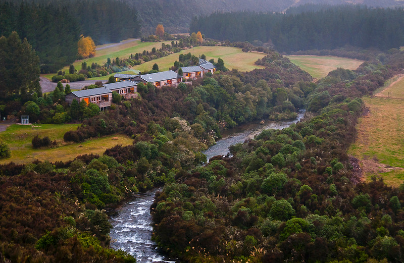 Poronui Lodge, North island, New Zealand