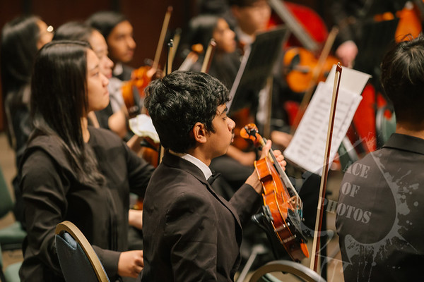 2020 All State High School String Orchestra