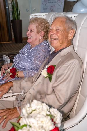 Duke and Mary 70th Anniversary