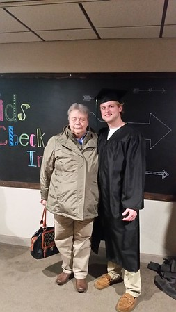 Mason's Graduation from EIT