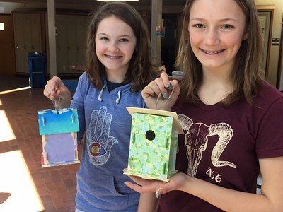 MS Art for Story Trail 4-24-18