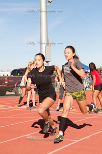 Esperanza All Comers girls