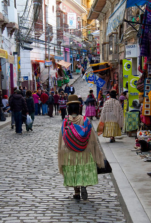 Bolivia-Peru