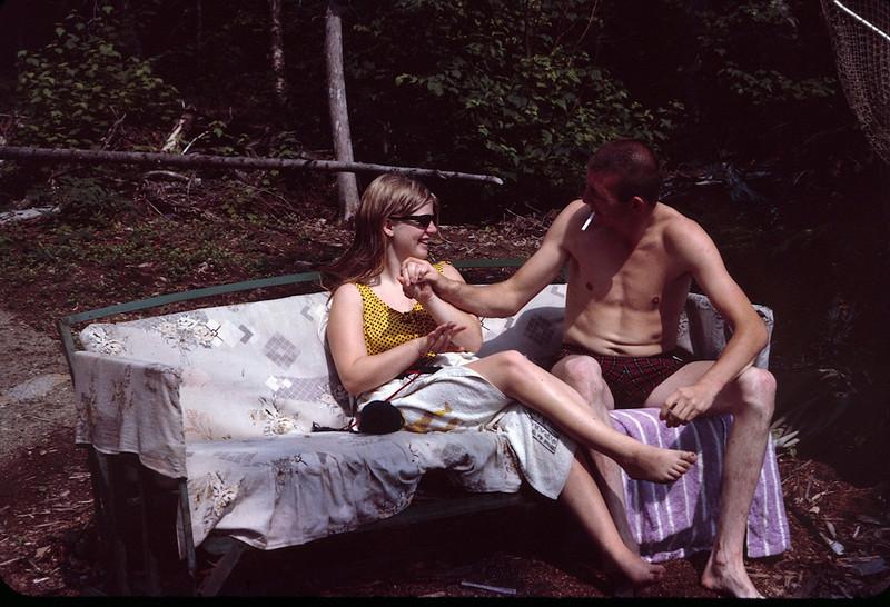 1967 08 Camp sherry and Gary.jpg