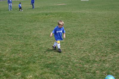 Quinn Spring Soccer