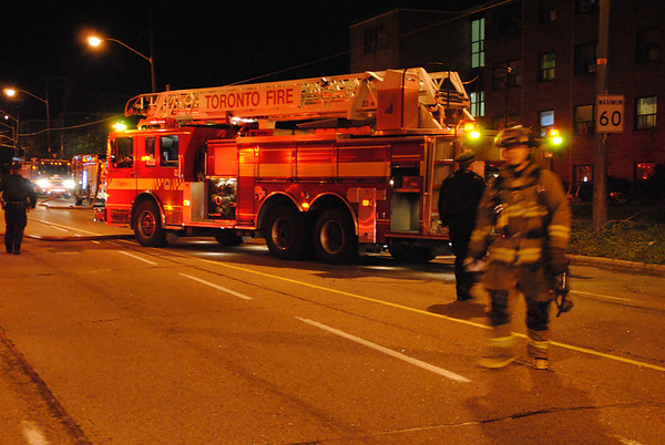 October 28, 2011 - 2nd Alarm - 1689 Victoria Park Ave.