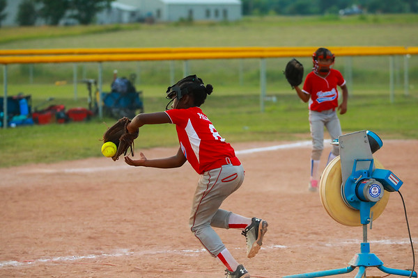 Maumelle Diamonds vs. AR Boom