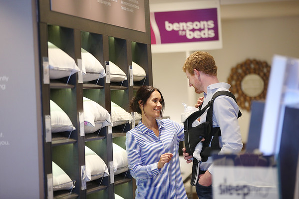 1/4/19 - Bensons for Beds - Mattress fit for a royal