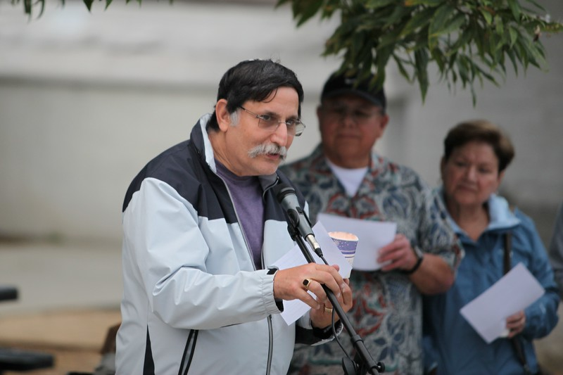 Charlottesville Vigil - Castro Valley 8-13-2017-Mickey Souza-3.JPG