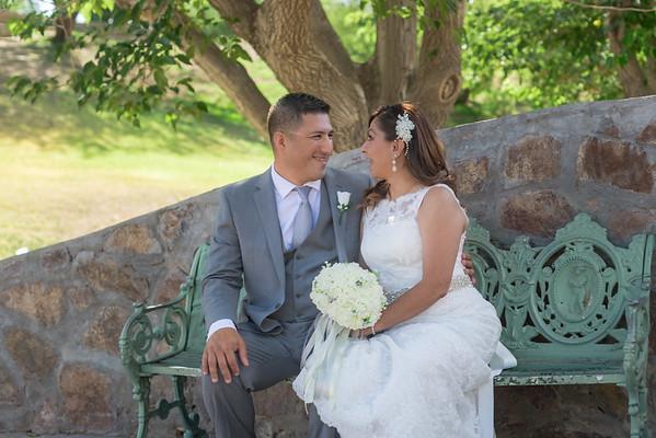 Patricia Quintanilla Wedding