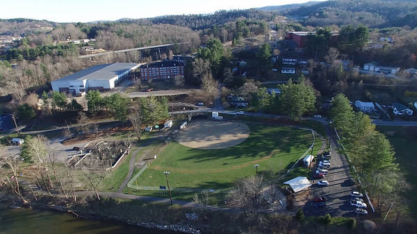 Spruce Pine From Air Spring 2016