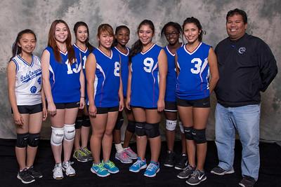 PUC PREP Girls Volleyball Tourney 2014