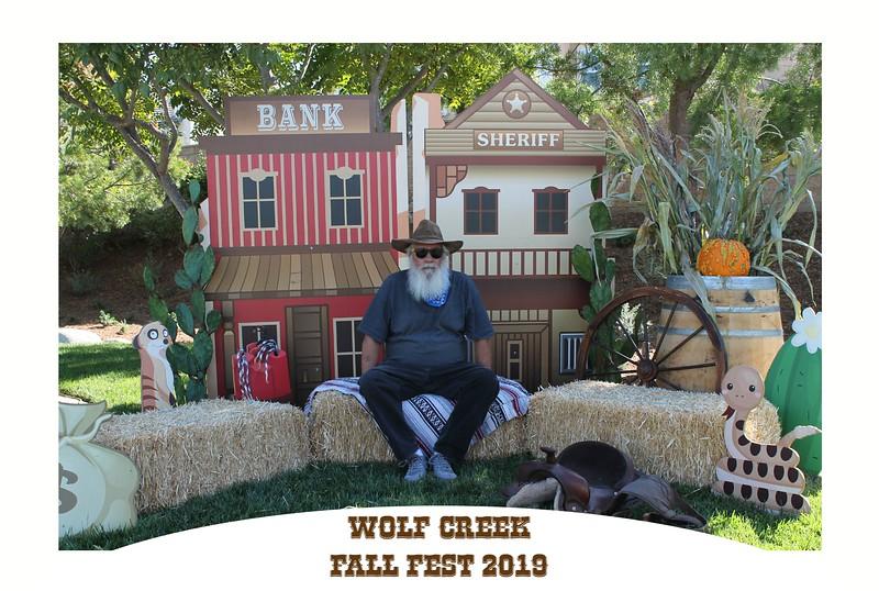 Wolf Creek Fall Festival 2019