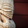 Rarotonga carving